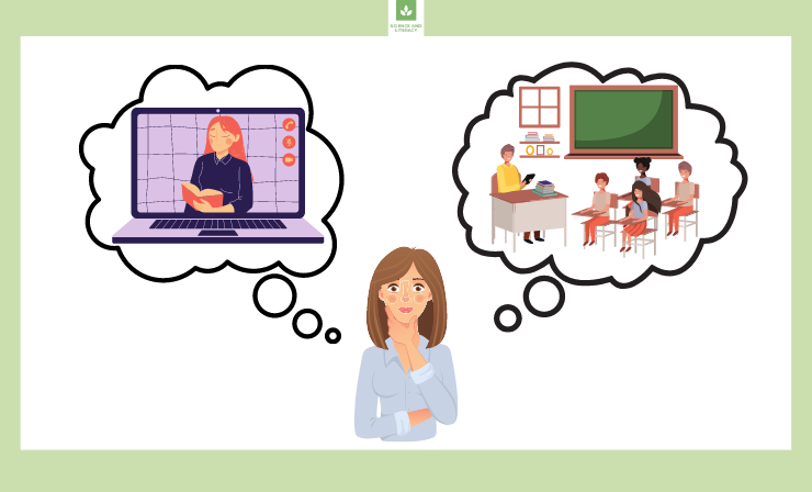 Choosing Between Online Learning and Classroom Learning
