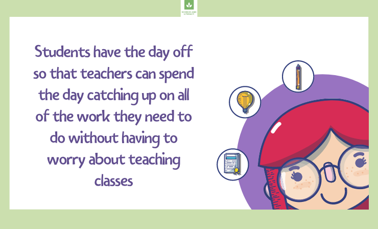 On This Day Teachers Should Prepare Their Working Environment