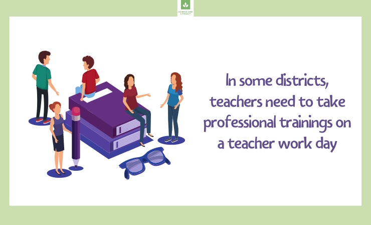 We Think All Teachers Should Have Days to Work on Themselves
