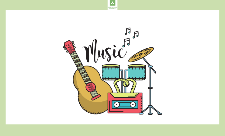 Add Some Music to Your Lesson to Make IT Funnier