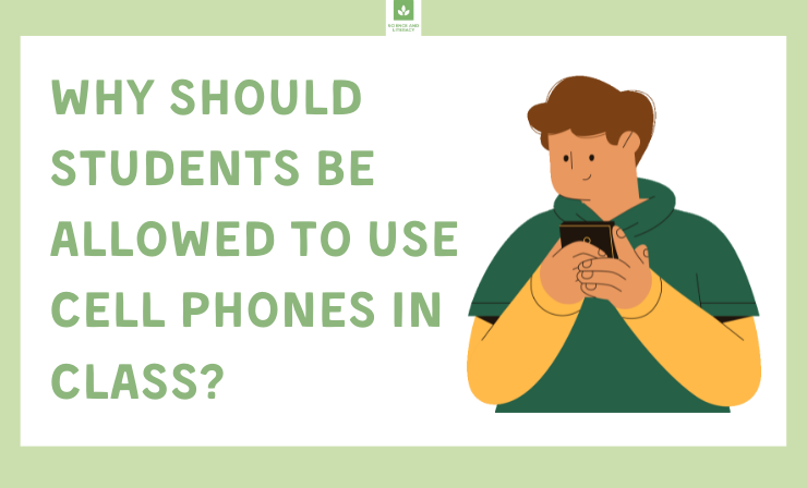 Are You for or Against Phones at School?