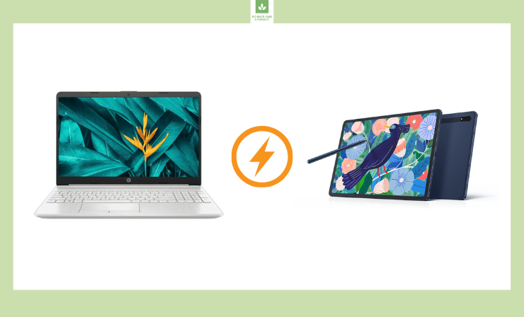 Due to Its Size, the Laptop Has a More Powerful Processor