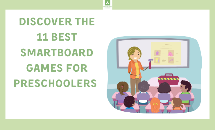 How Using 11 Smartboard Games for Preschoolers can Increase Engagement and Learning