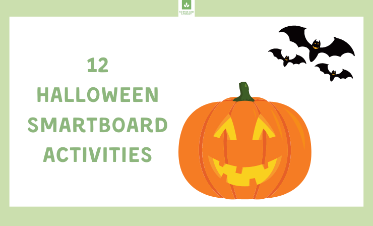 Engage Your Students with these 12 Halloween Smartboard Activities