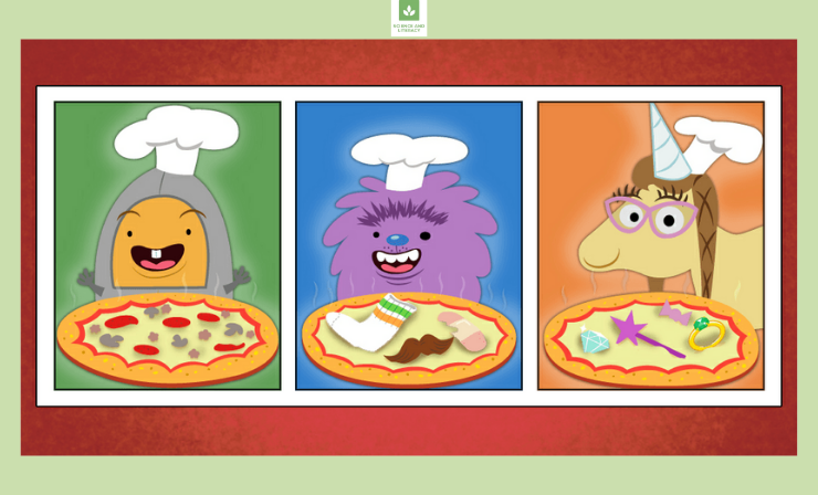 There's No Pizza Party Like a Counting Pizza Party!