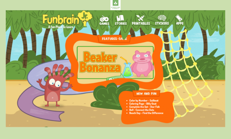 A Funny Game to Make Your Lesson Interactive