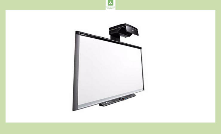 SMART Technologies Introduced the World's First SMART Board in 1991