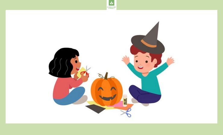 Ask the Children to Make Costumes With Their Own Hands