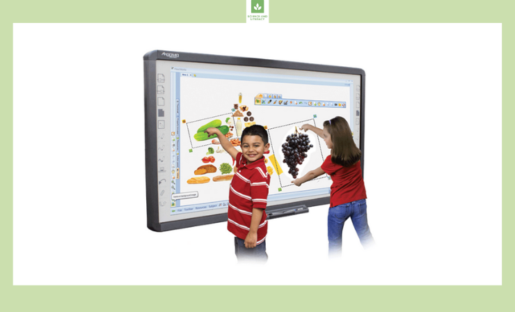 An Interactive Whiteboard Is an Even More Budget-Friendly Option That You Can Consider